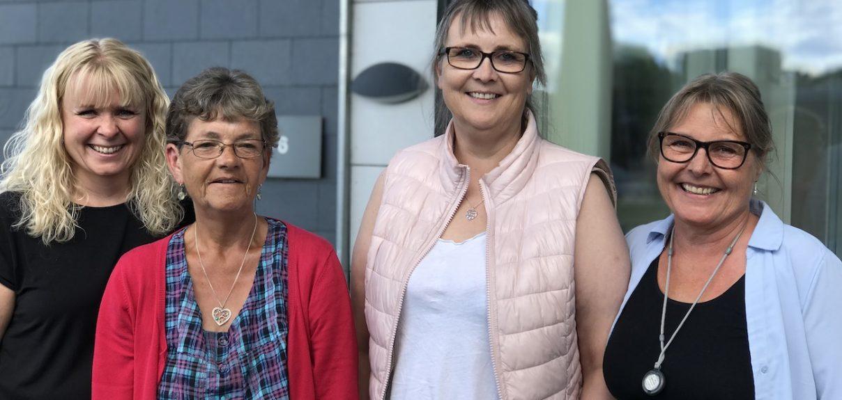Fire medarbejdere på botilbud Mariested